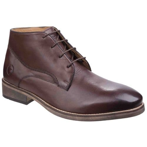 Cotswold Maugesbury Mens Boots Dark Brown
